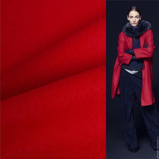 Шитье ручной работы. Ярмарка Мастеров - ручная работа. Купить Костюмно-пальтовая ткань Valentino, Ar-S463. Handmade.