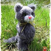 Куклы и игрушки ручной работы. Ярмарка Мастеров - ручная работа кот Котофей. Handmade.
