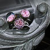 Украшения handmade. Livemaster - original item The rings set