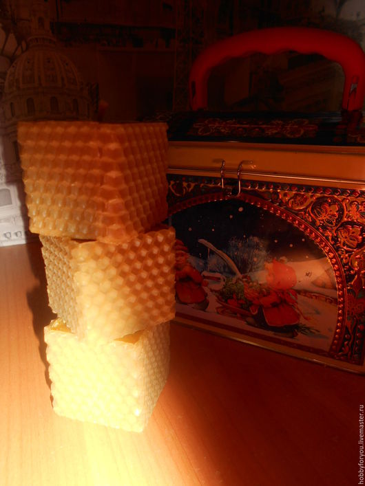 Свечи ручной работы. Ярмарка Мастеров - ручная работа. Купить Свеча из  пчелиного воска .. Handmade. Оранжевый, свеча в виде фигурки
