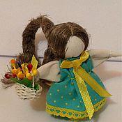 """Куклы и игрушки ручной работы. Ярмарка Мастеров - ручная работа Кукла """"На счастье"""". Handmade."""
