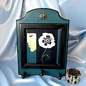 Для дома и интерьера handmade. Livemaster - original item Hanger-the housekeeper