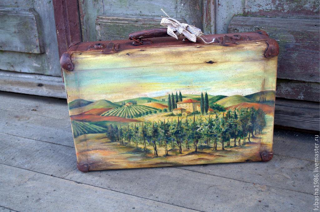 Купить чемодан италия