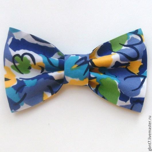 Универсальная расцветка под голубую, желтую, синюю, сиреневую, зеленую, белую рубашку!