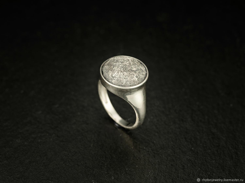 Ring The Moon, Phalanx ring, Kostroma,  Фото №1