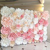 Свадебный салон ручной работы. Ярмарка Мастеров - ручная работа Фотозона в пастельных тонах. Handmade.