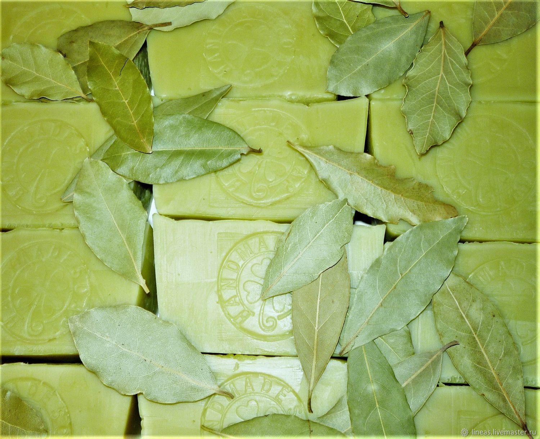 Алеппское мыло натуральное на настоящем жирном масле лавра 10%, Мыло, Москва,  Фото №1