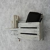 Для дома и интерьера handmade. Livemaster - original item Housekeeper organizer made of wood. Handmade.