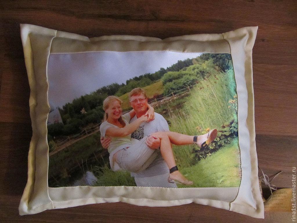 перерождение сделать подушку с фотографиями в электростали немного