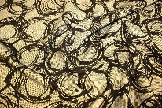 Шитье ручной работы. Ярмарка Мастеров - ручная работа. Купить Жаккардовый трикотаж 1150руб-м. Handmade. Итальянская ткань