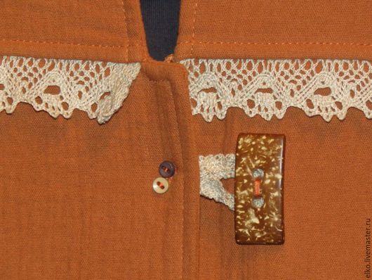 """Платья ручной работы. Ярмарка Мастеров - ручная работа. Купить Позитивный сарафан """"Создай настроение"""". Handmade. Голубой, мягкий, необычный"""