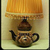 Для дома и интерьера ручной работы. Ярмарка Мастеров - ручная работа Лампа Алладина. Handmade.