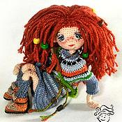 Куклы и игрушки handmade. Livemaster - original item Rita doll toy. Handmade.