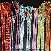 Русский стиль handmade. Livemaster - original item Tie martyshkah. Handmade.