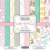 Набор бумаги от Фабрики Декору для девочки, мальчика и школьная тема