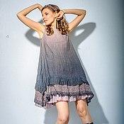 Одежда ручной работы. Ярмарка Мастеров - ручная работа Платье + болеро из коллекции Лето 2015. Handmade.