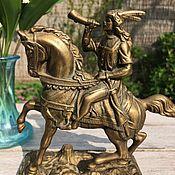 Винтаж handmade. Livemaster - original item Bronze