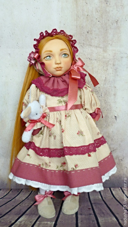 Коллекционные куклы ручной работы. Ярмарка Мастеров - ручная работа. Купить Коллекционная кукла Золотце. Handmade. Кукла ручной работы