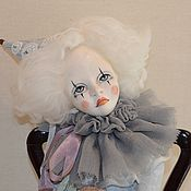 Куклы и игрушки ручной работы. Ярмарка Мастеров - ручная работа Люка. Авторская, будуарная кукла.. Handmade.