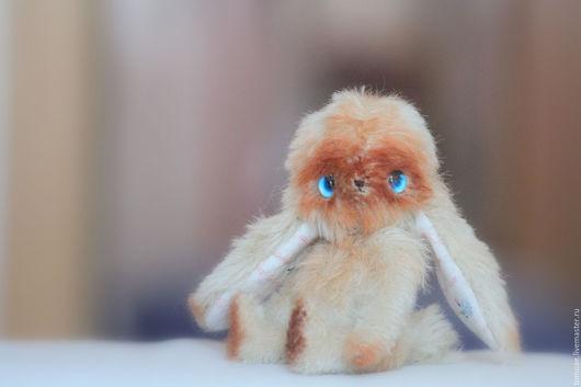 Мишки Тедди ручной работы. Ярмарка Мастеров - ручная работа. Купить Кролик. Handmade. Бежевый, кролик, кролик тедди