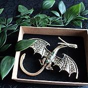 Фен-шуй и эзотерика handmade. Livemaster - original item Spirit-assistant Dragon (with a hook-up).. Handmade.