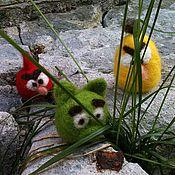 """Куклы и игрушки ручной работы. Ярмарка Мастеров - ручная работа Игрушка """"Angry Birds"""". Handmade."""