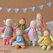 Куклы и игрушки ручной работы. Ярмарка Мастеров - ручная работа Игровые куколки Крошки Малышки. Handmade.