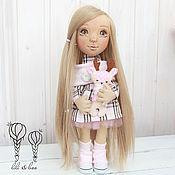Куклы и игрушки ручной работы. Ярмарка Мастеров - ручная работа Polly. Handmade.