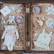 Куклы и игрушки ручной работы. Ярмарка Мастеров - ручная работа The presentation box. Handmade.