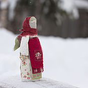 """Куклы и игрушки ручной работы. Ярмарка Мастеров - ручная работа Кукла народная Ангел """"Шиповничек"""". Handmade."""