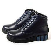 """Обувь ручной работы. Ярмарка Мастеров - ручная работа Ботинки """"Виктория"""". Handmade."""