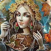 Украшения ручной работы. Ярмарка Мастеров - ручная работа Осень.... Handmade.