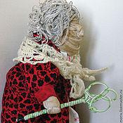 Куклы и игрушки ручной работы. Ярмарка Мастеров - ручная работа Кукла скрутка Баба Вера Кулакова. Handmade.