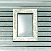 Для дома и интерьера handmade. Livemaster - original item Mirror Scandinavia.Mirror in a wooden frame.Mirror wall.. Handmade.