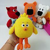 Куклы и игрушки handmade. Livemaster - original item Mimimishki large. Handmade.