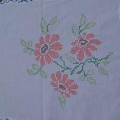 Винтаж handmade. Livemaster - original item Great track with embroidery. Handmade.