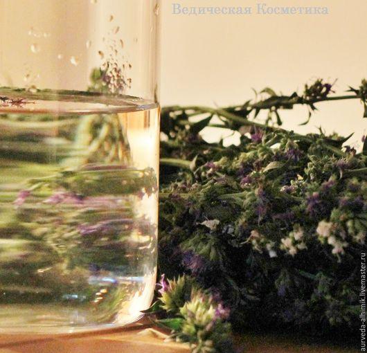 Иссоповая вода для чувствительной кожи