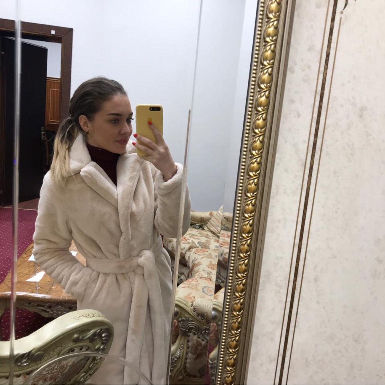 HIT! Coat from ecomech, warm coat !, Fur Coats, Moscow,  Фото №1