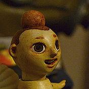 """Куклы и игрушки ручной работы. Ярмарка Мастеров - ручная работа шарнирная  кукла """"маленький будда"""". Handmade."""