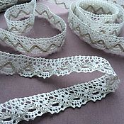 Материалы для творчества handmade. Livemaster - original item Lace flax