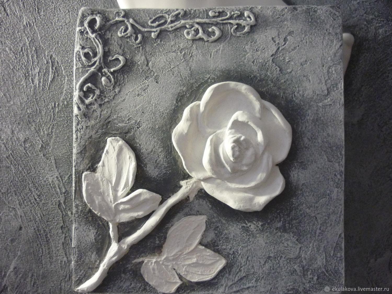 Роза барельеф в картинках