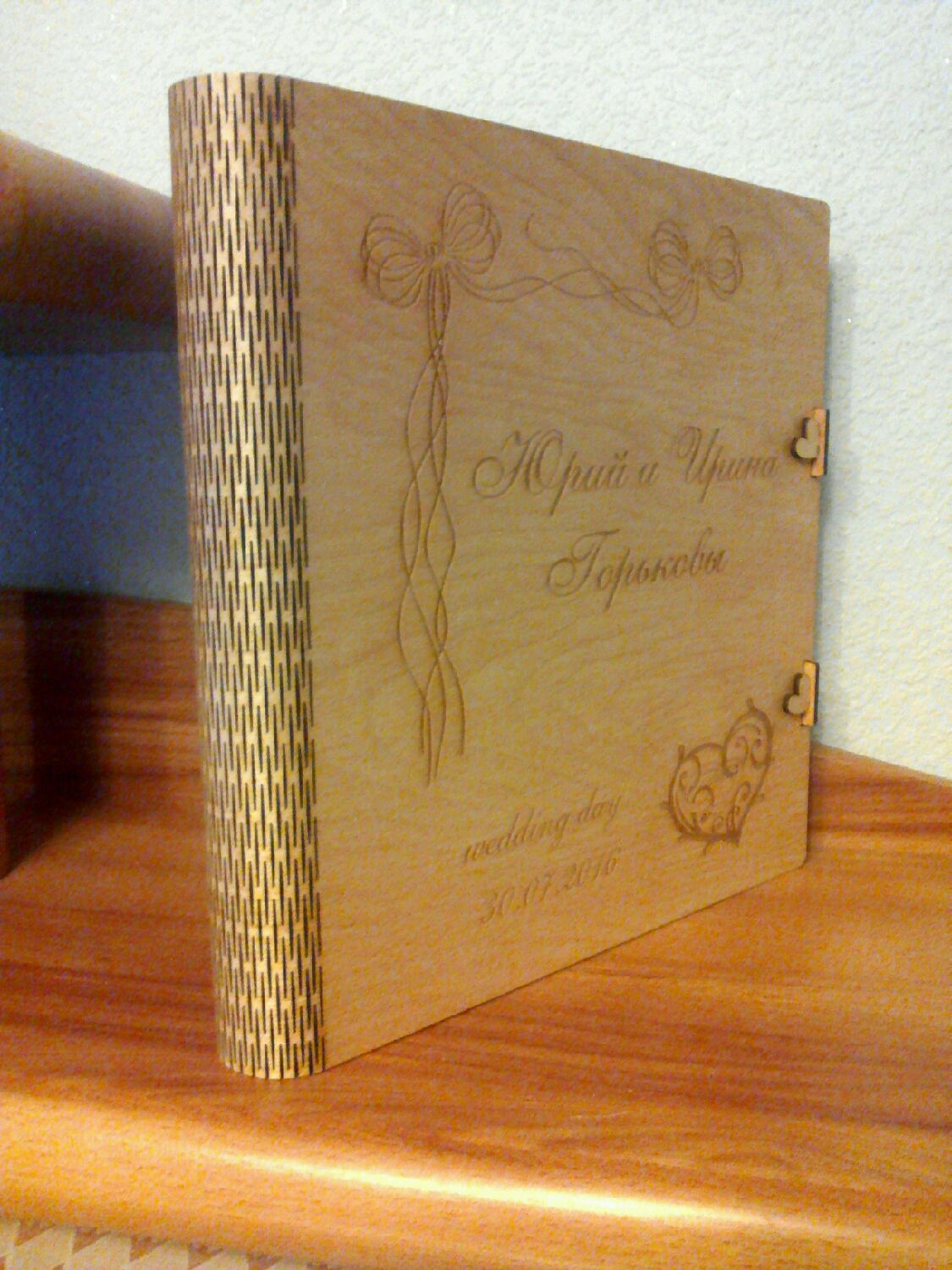 Gift Box For Wedding Album Shop Online On Livemaster With Shipping