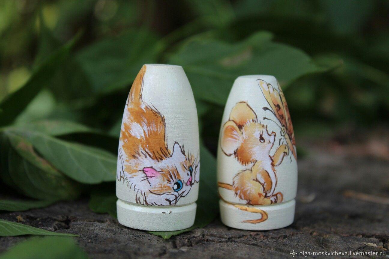 Наперстки Кошки-мышки, Колокольчики, Смоленск,  Фото №1