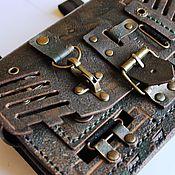 Субкультуры ручной работы. Ярмарка Мастеров - ручная работа Поясная сумка РКС-3. Handmade.