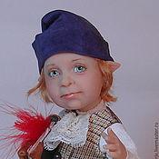 Куклы и игрушки ручной работы. Ярмарка Мастеров - ручная работа ученик волшебника. Handmade.