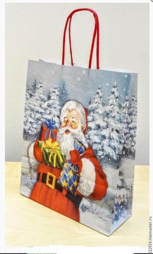 Упаковка ручной работы. Ярмарка Мастеров - ручная работа. Купить Пакет праздничный. Handmade. Комбинированный, упаковка, упаковка для подарка