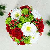 Цветы и флористика handmade. Livemaster - original item Floral arrangement