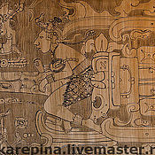 Картины и панно ручной работы. Ярмарка Мастеров - ручная работа Пакаль Вотан. Handmade.