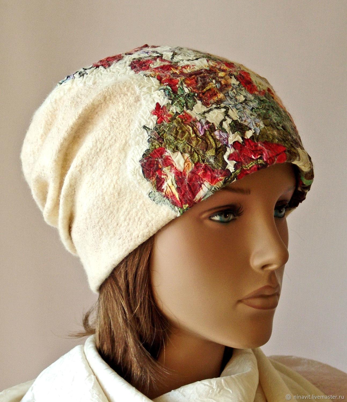 Валяная шапка своими руками фото 828