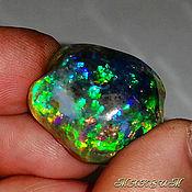 Материалы для творчества handmade. Livemaster - original item 61,65 ct.  Natural, natural Opal